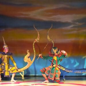 Nopparat Thai Classical Dance