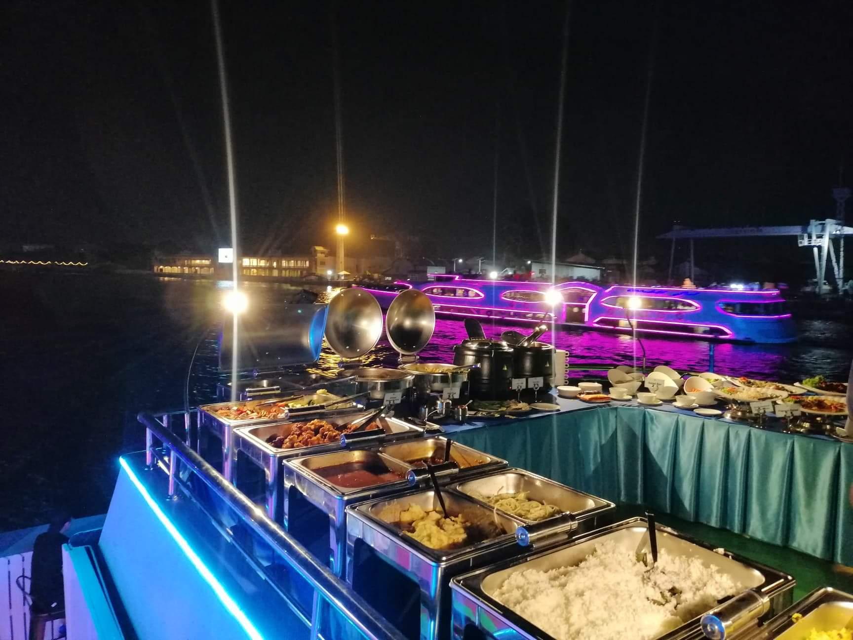 Royal Princess Dinner Cruise